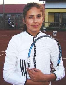 Andreea Ouatu, 12 ani