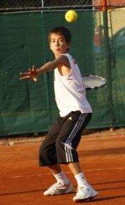 Horia Turica, 13 ani